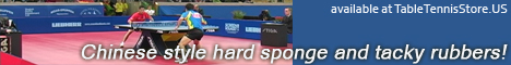 complete table tennis store and ping pong store for table tennis players